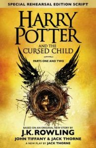 HP anf the cursed child