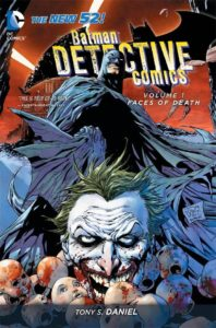 Faces Of Death Batman Comics