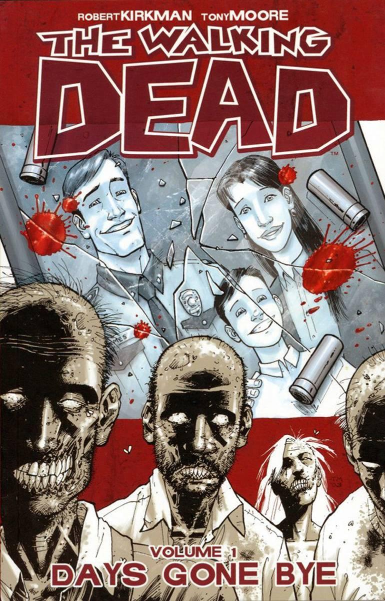 Walking Dead Days Gone Bye